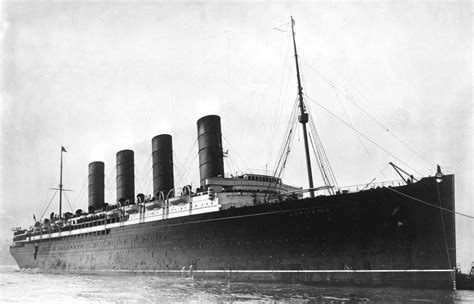 rms lusitania sinking 187 2011 187 october the evolution of computing and its impact