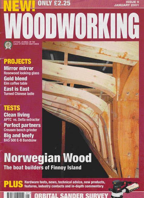 woodworking magazine impact