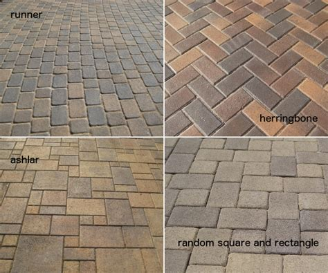 paver styles driveway pavers paver driveway benefits options styles and ideas