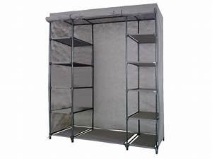 Barre De Penderie Ikea : notice montage armoire tissu ~ Preciouscoupons.com Idées de Décoration
