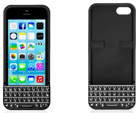 Get Ready For An Iphone 5 Keyboard … Finally