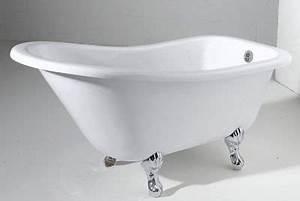 Baignoire Patte De Lion : comment bien choisir sa baignoire habitatpresto ~ Melissatoandfro.com Idées de Décoration