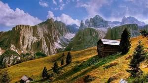 Trentino–Alto Adige (Italy) HD Wallpaper Wallpaper