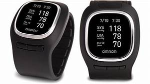 Omron Squeezed An Inflatable Blood Pressure Monitor Into A
