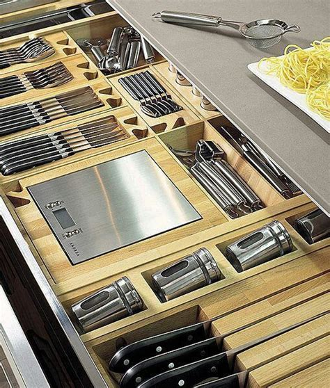 best kitchen drawer organizers 70 practical kitchen drawer organization ideas shelterness 4515