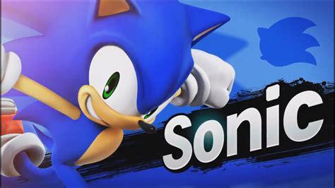Super Smash Bros: Sonic the Hedgehog - YouTube