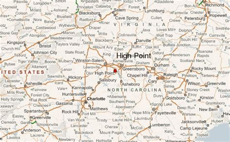 high point location guide