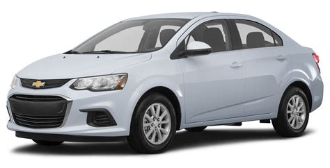 Amazoncom 2017 Chevrolet Sonic Reviews Images And