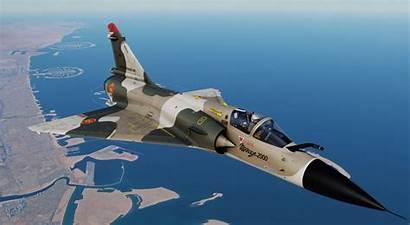 Mirage 2000c Desert Force Air Moroccan Royal