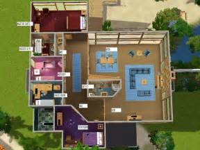 mod the sims watersedge family home