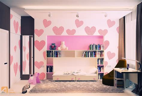 Pink Kids Room Designs  Interior Design Ideas