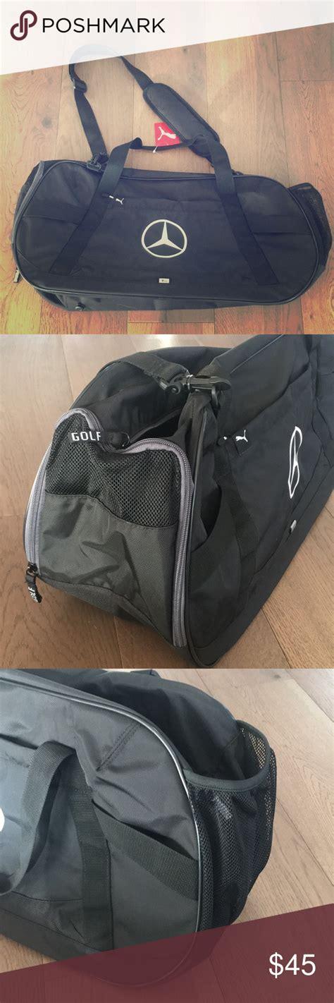 Shop puma women's bags at up to 70% off! Puma Golf Duffel Bag | Bags, Duffel bag, Duffel