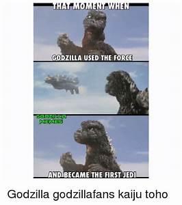 Funny Godzilla Memes of 2017 on SIZZLE | Godzilla Meme