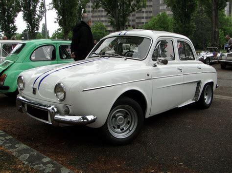 renault dauphine gordini renault dauphine gordini 1958 à 1967 retrorencard