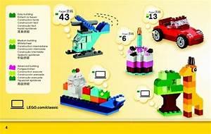 Lego Classic Anleitung : lego lego creative building box instructions 10695 classic ~ Yasmunasinghe.com Haus und Dekorationen