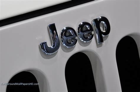 Jeep Logo Wallpaper Hd (29+ Images) On Genchi.info