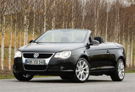 Eos Volkswagen Convertible by Used Volkswagen Eos Review 2007 2008 Carsguide