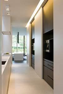 decouvrir la porte a galandage en beaucoup de photos With porte d entrée alu avec refaire ma salle de bain pas cher