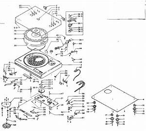 Sony Turntable Belt Diagram