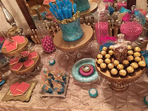 moroccan quinceanera party ideas photo    catch