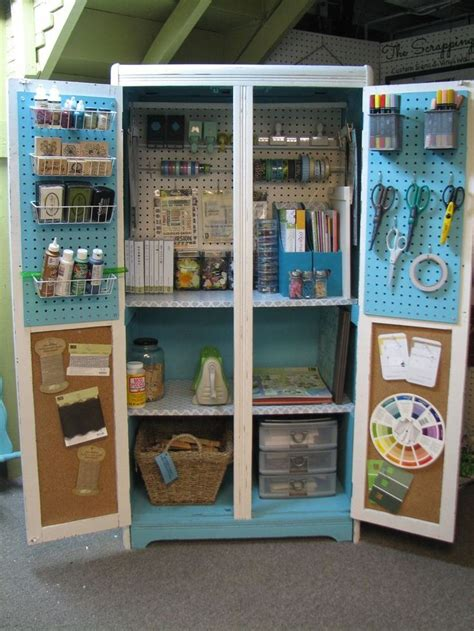 Craft Cupboard by Best 25 Armoire Decorating Ideas On Orange