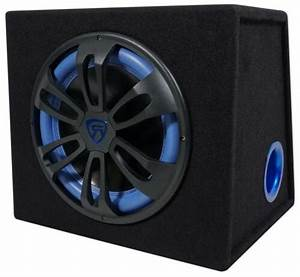 Rockville Rvb12 1a 12 Inch 500w Active Powered Car