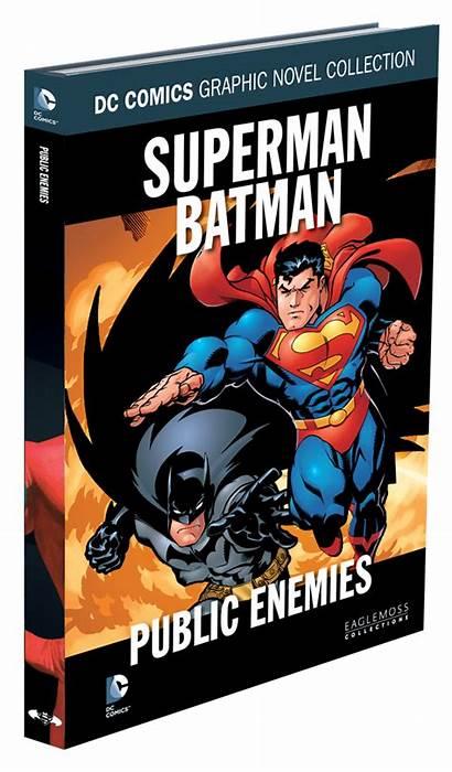 Dc Graphic Comics Eaglemoss Heroes Novel Comic