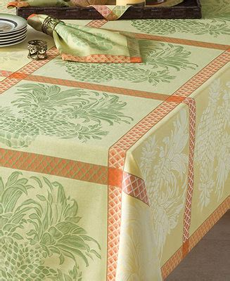 tommy bahama pineapple l tommy bahama table linens pineapple jacquard collection