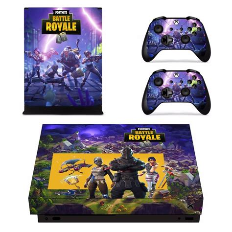 fortnite decal skin sticker set  xbox   console