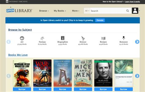 the best website for 12 best to read free books and
