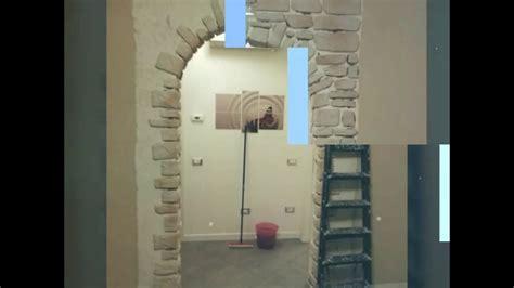 Archi Interni Rivestiti In Pietra archi rivestiti in finta pietra