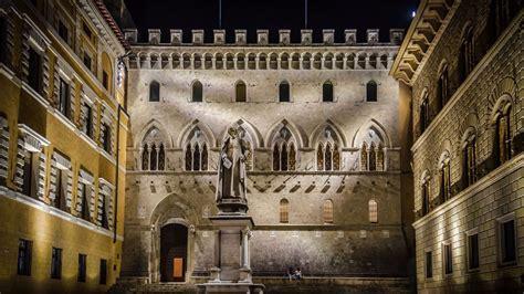 Dei Paschi Di Siena El Banco Que Sobrevivi 243 A Carlos V A Los Medici Y Al Bce