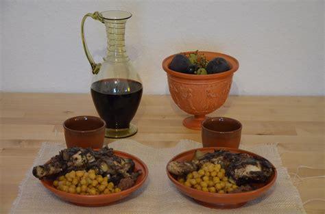cuisine rome antique a taste of ancient rome pullum particum parthian