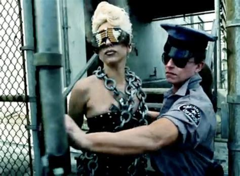 """Lady Gaga Featuring Beyoncé """"telephone"""" [official Video"""