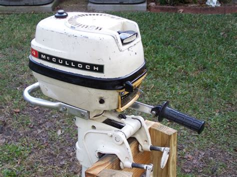 Outboard Motors For Sale Cbell River by 4hp Outboard Motor For Sale