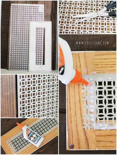 Transform your room's appearance with vent covers that improve air flow only stellar air offers the widest line of decorative wall registers, grilles, and vent covers that are tested to ensure air flow is not compromised. DIY decorative vent cover   Home improvement projects ...