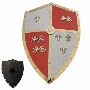 Medieval Shield For Carlos V Royal Knights Crusader ...
