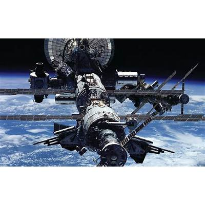 Geoff's blogs: The International Space Station I.S.S.