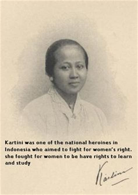 ra kartini quote pinterest wise words
