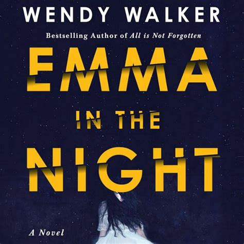 Emma In The Night By Wendy Walker  Review  Novel Visits