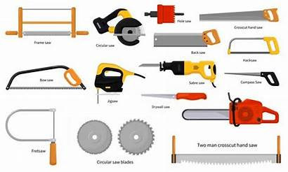 Saws Types Different Uses Names Woodworking Electric