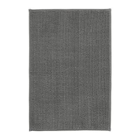 BADAREN Bath mat Grey 40x60 cm   IKEA