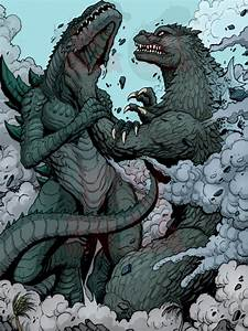 FW Godzilla vs Zilla jr | SpaceBattles Forums