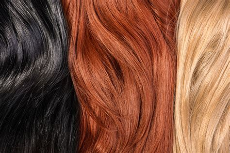 colorful hair extensions understanding color and in hair extensions easihair