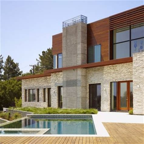 Getting Creative With Exterior Materials  Vertical Arts
