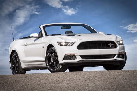 ford unleashes  california package   mustang