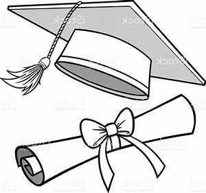 Graduation Hat Drawing at GetDrawings.com | Free for ...