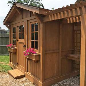 Reader, Project, The, Perfect, Garden, Shed, U2014, The, Family, Handyman