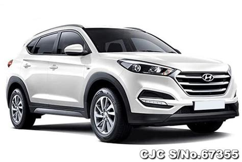 We analyze millions of used cars daily. 2018 Hyundai Tucson White for sale | Stock No. 67355 ...