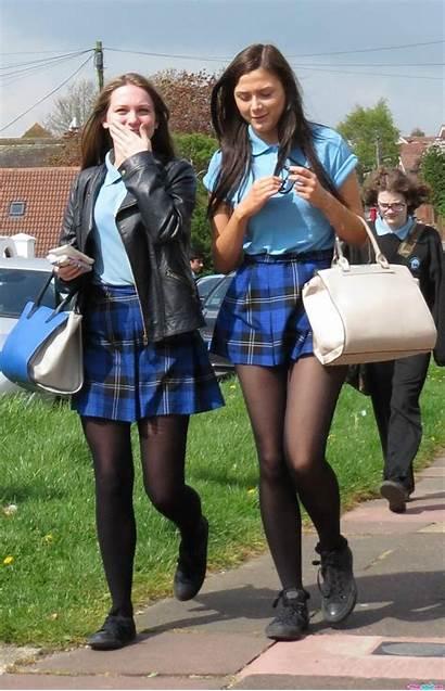 Uniform Pantyhose Tights Candid Schoolgirls Prime Schoolgirl